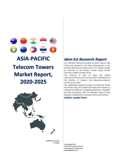 Asia Pacific Telecom Towers Market Report